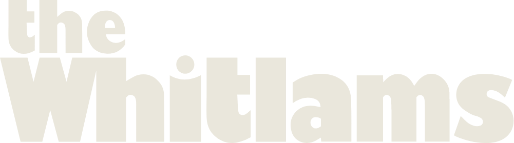 The Whitlams logo