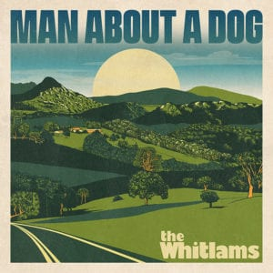 Man ABout a Dog single cover